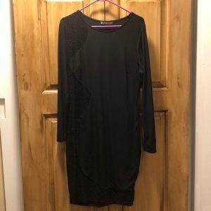 Black Dress plus size 0X (12)